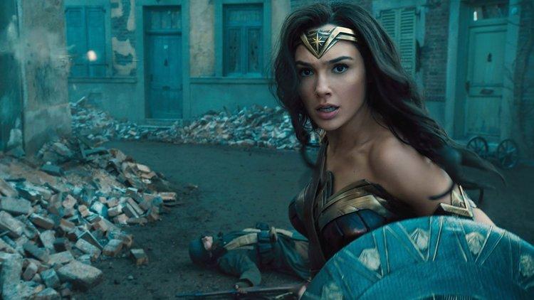 Wonder Woman ve Gal Gadot