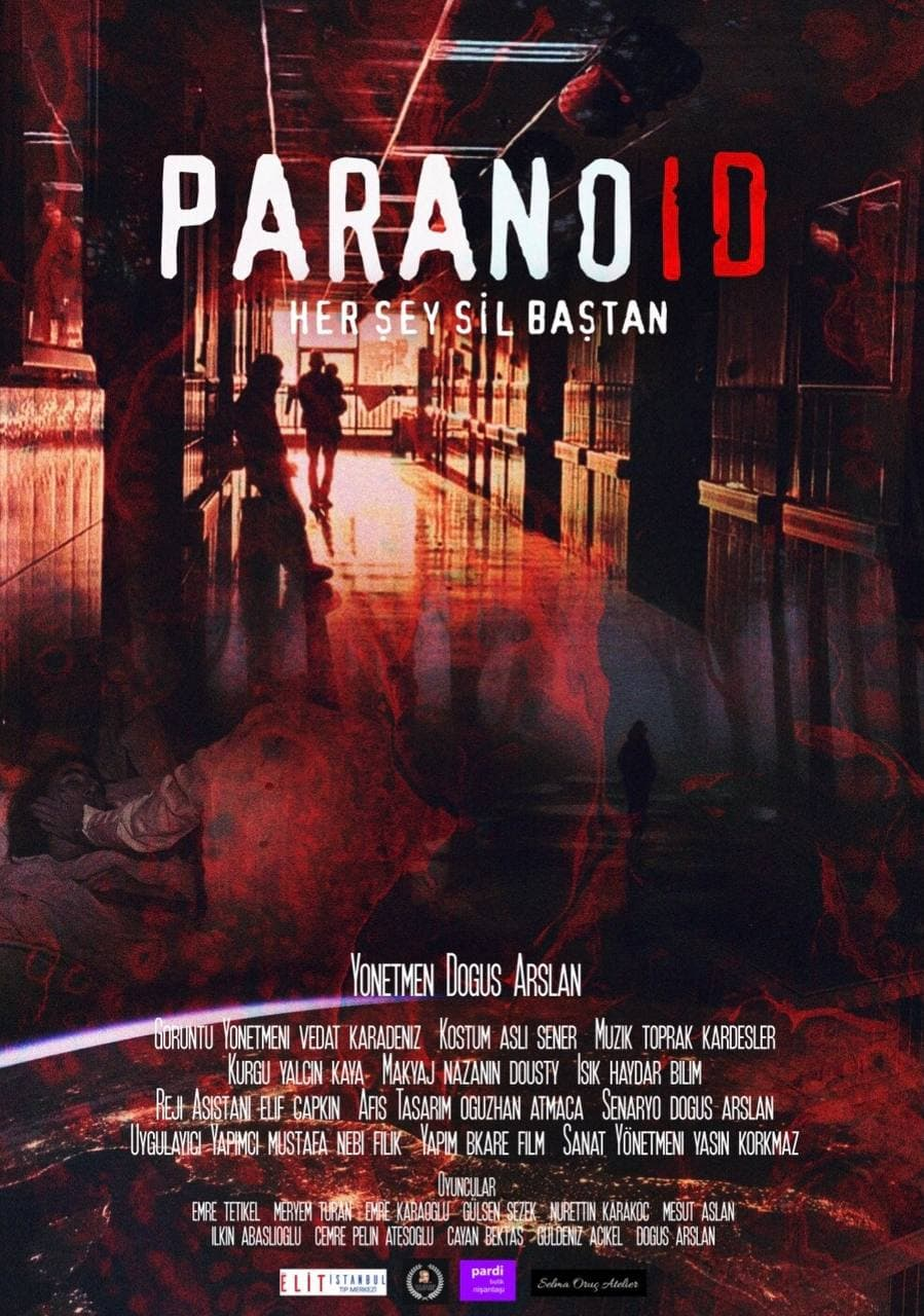 ' Paranoid : Her Şey Sil Baştan' Psikolojik Gerilim Filmi 19 Martta Gösterime giriyor